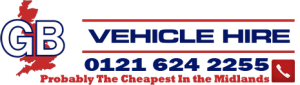 cheap van hire birmingham