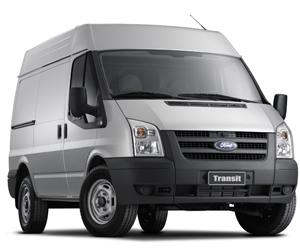 hire a ford transit van in birmingham