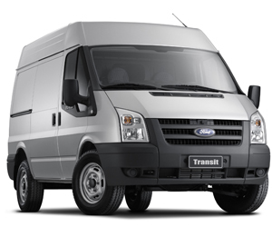 hire a ford transit van in birmingham